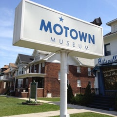 Photo taken at Motown Historical Museum / Hitsville U.S.A. by Brian K. on 4/13/2012