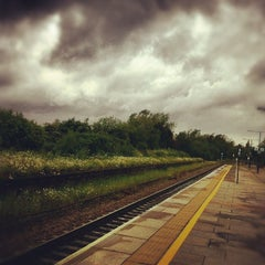 Photo taken at Solihull Railway Station (SOL) by Dave M. on 6/15/2012