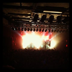 Photo taken at Roseland Theater by Nick P. on 4/8/2012