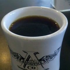Photo taken at Anodyne Coffee Roasting Co by Tipan V. on 4/13/2012