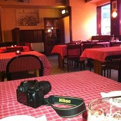 Photo taken at Restaurant Schrøder by Claas M. on 4/29/2012