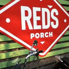 Photo taken at Red's Porch by Wendell K. on 6/23/2012