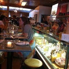 Photo taken at Il Buco Alimentari & Vineria by David K. on 7/6/2012