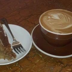 Photo taken at Dottie's Coffee Lounge by Deborah ⭐🌎 C. on 5/10/2012
