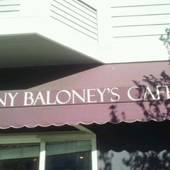 Photo taken at Tony Baloney's by Joni M. on 2/15/2012