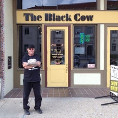Photo taken at Black Cow Restaurant by Joey B. on 8/22/2012