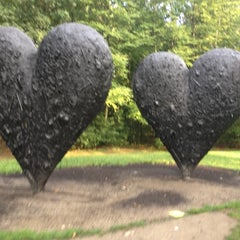 Photo taken at DeCordova Museum and Sculpture Park by Colleen H. on 8/12/2012