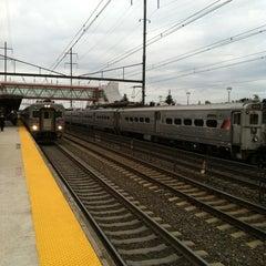 Photo taken at NJT - Hamilton Station (NEC) by Jersey F. on 6/1/2012