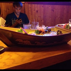 Photo taken at Ichiban by Alec W. on 6/15/2012