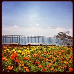 Photo taken at 浜名湖SA (上下集約型) by Masahiro K. on 7/4/2012