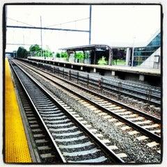 Photo taken at NJT - Hamilton Station (NEC) by Seth G. on 6/19/2012