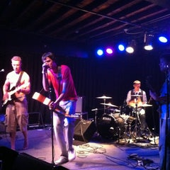 Photo taken at Marquis Theatre by Bianca W. on 6/8/2012