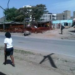 Photo taken at Umoja Market by Sammzie N. on 2/25/2012