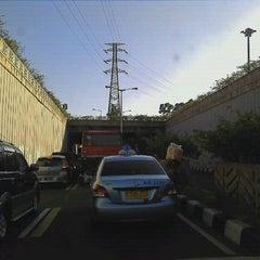 Photo taken at Underpass Senen (Terowongan) by Guruh N. on 3/23/2012