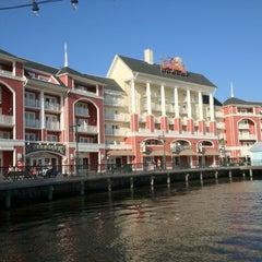 Photo taken at Disney's Boardwalk Villas by C.J. G. on 5/31/2012