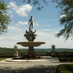 Photo taken at Kykuit by Rebecca S. on 7/21/2012