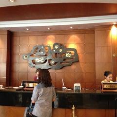 Photo taken at โรงแรมโฆษะ (Kosa Hotel) by Adisorn I. on 2/21/2012
