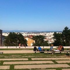Photo taken at Parc du Gros Caillou by Vincent M. on 7/16/2012
