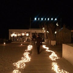 Photo taken at Riviera Mare Ristorante by Alessio P. on 3/17/2012