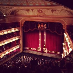Photo taken at Royal Opera House by Mark P. on 5/31/2012