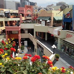 Photo taken at Westfield Horton Plaza by Stephanie G. on 7/13/2012
