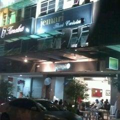 Photo taken at Jemari Cafe by Fandi A. on 3/22/2012