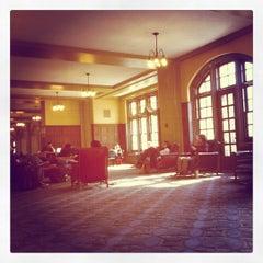 Photo taken at Purdue Memorial Union (PMU) by Lauren D. on 3/2/2012