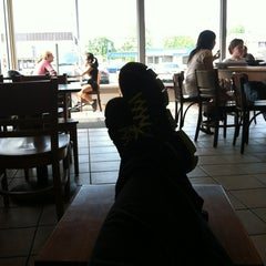 Photo taken at Starbucks by Liz B. on 5/4/2012