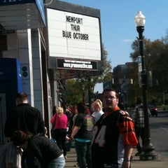Photo taken at Newport Music Hall by Jax on 4/12/2012