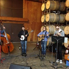 Photo taken at Wente Vineyards by Laura P. on 3/31/2012