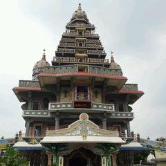 Photo taken at Graha St. Maria Annai Velangkanni by Mike B. on 3/10/2012