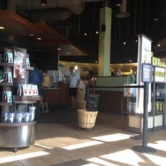 Photo taken at Starbucks by David B. on 6/14/2012
