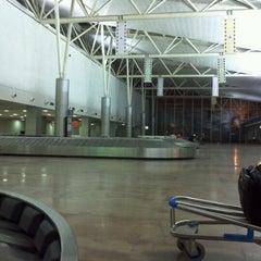 Photo taken at Sardar Vallabhbhai Patel International Airport by Uday K. on 9/9/2012