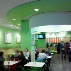 Photo taken at Just Salad by Frederic D. on 2/14/2012