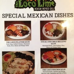 Photo taken at Loco Lime by Cameron M. on 4/27/2012