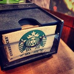 Photo taken at Starbucks by Erik on 7/17/2012