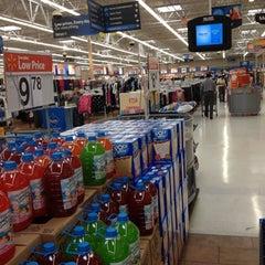 Photo taken at Walmart by Rico on 8/23/2012