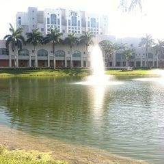 Photo taken at Florida International University by Cory S. on 3/29/2012