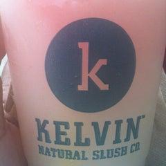 Photo taken at Kelvin Natural Slush Co. Truck by Digi S. on 8/19/2012