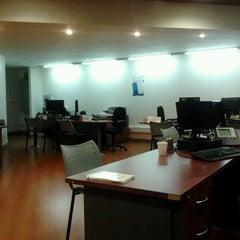 Photo taken at Area Coordinadores de Carrera Duoc UC by Eduardo Q. on 6/16/2012