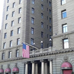 Photo taken at The Westin St. Francis San Francisco on Union Square by Phillip M. on 7/22/2012