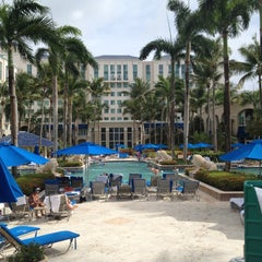 Photo taken at The Ritz-Carlton, San Juan by aMerryPrankster on 8/22/2012