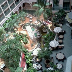 Photo taken at Sheraton Suites Fort Lauderdale At Cypress Creek by Cassie on 4/19/2012