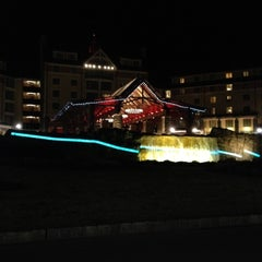 Photo taken at Mount Airy Casino Resort by Andre W. on 4/10/2012