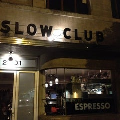 Photo taken at Slow Club by Michelle F. on 8/5/2012