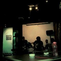 Photo taken at Kopi Merah by Guna A. on 5/11/2012