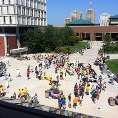 Photo taken at UWM Student Union by John P. on 8/30/2012