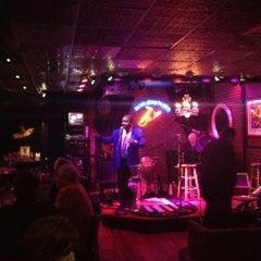 Photo taken at Blue Jean Blues Jazz Club by Bill F. on 8/5/2012