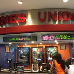 Photo taken at Cines Unidos by Francisco A. on 8/5/2012