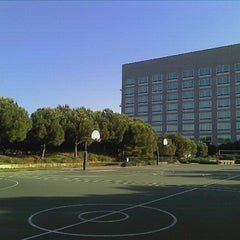 Photo taken at EA Sports Basketball Courts by Gabriel W. on 6/13/2012